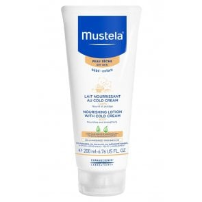 Mustela Baby Body Lotion Cold Cream Nutri-Protective 200ml