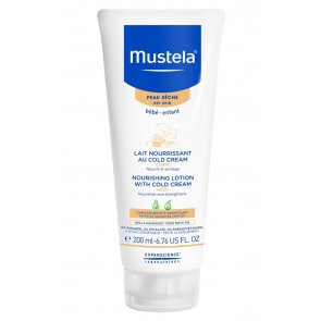 Mustela Baby Dry Skin Nourishing Lotion w/ Cold Cream 200ml