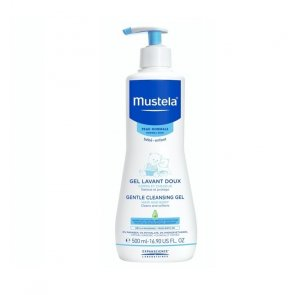 Mustela Baby Gentle Cleansing Gel Hair&Body 500ml