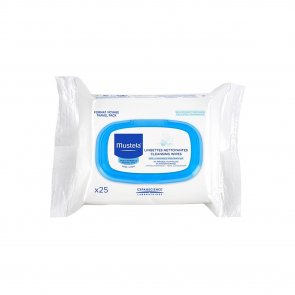 Mustela Baby Cleansing Wipes x25