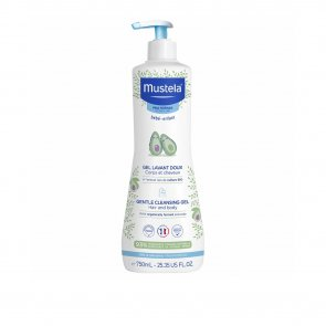 Mustela Baby Gentle Cleansing Gel Hair&Body 750ml