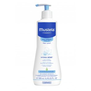 Mustela Baby Hydra Bébé Body Lotion 500ml