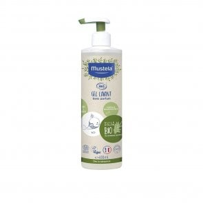 Mustela BIO Organic Shower Gel Fragrance-Free 400ml