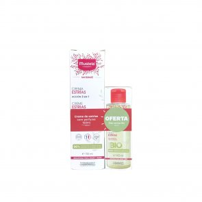 PROMOTIONAL PACK: Mustela Maternité Stretch Marks Cream 150ml + Stretch Marks Oil 105ml