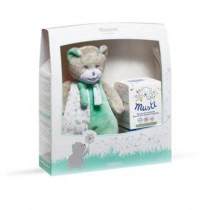 GIFT SET: Mustela Baby Musti Eau de Soin Delicate Fragrance Coffret