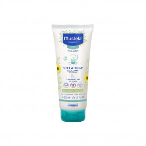 Mustela Stelatopia Cleansing Gel Atopic Skin Fragrance-Free 200ml