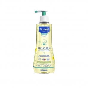 Mustela Stelatopia Cleansing Oil Atopic Skin Fragrance-Free 500ml