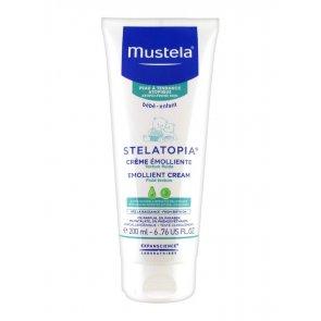 Mustela Stelatopia Creme Emoliente Pele Seca & Atópica 200ml