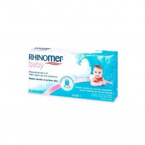 Rhinomer Baby Narhinel Saline 20x5ml