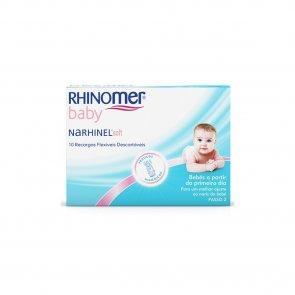 Rhinomer Baby Narhinel Nasal Aspirator Refills x10