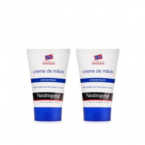 PROMOTIONAL PACK: Neutrogena Concentrated Hand Cream 2x50ml