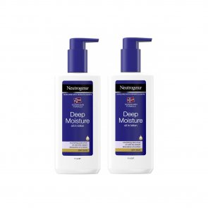 PACK PROMOCIONAL: Neutrogena Deep Moisture Oil-in-Lotion 2x400ml