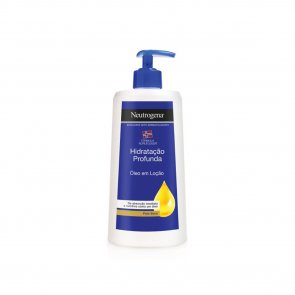 Neutrogena Deep Moisture Oil-in-Lotion 400ml