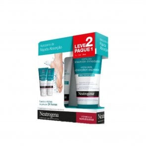 PROMOTIONAL PACK: Neutrogena Feet Cream Fast Absorption 2x100ml
