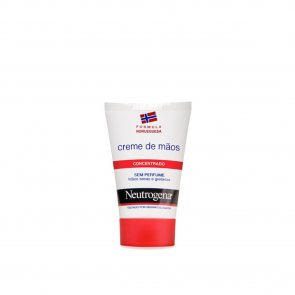 Neutrogena Concentrated Hand Cream Fragrance-Free 50ml