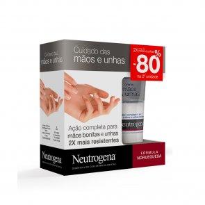 PACK PROMOCIONAL: Neutrogena Hand & Nail Cream 75mlx2