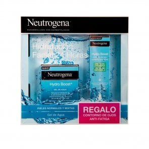 COFFRET: Neutrogena Hydro Boost Water Gel 50ml + Eye Contour 15ml