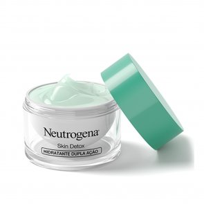 Neutrogena Skin Detox Dual Action Moisturizer 50ml