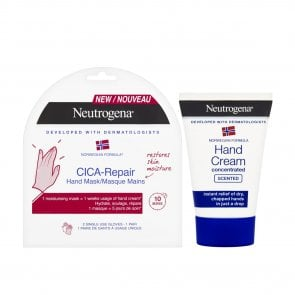 PACK PROMOCIONAL: Neutrogena SOS Hands Kit