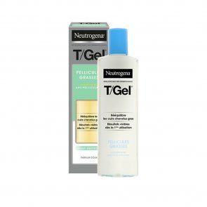 Neutrogena T-Gel Shampoo Oily Hair 250ml