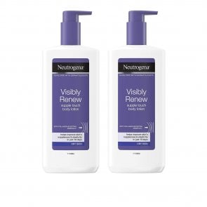 PACK PROMOCIONAL: Neutrogena Visibly Renew Body Lotion Intense Elasticity 750ml x2