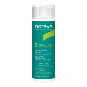 Noreva Exfoliac Cleansing Gel 200ml