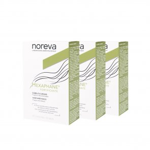 PROMOTIONAL PACK: Noreva Hexaphane Fortifying Hair&Nails x180