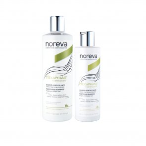 PROMOTIONAL PACK: Noreva Hexaphane Fortifying Shampoo 400ml + Fortifying Shampoo 250ml