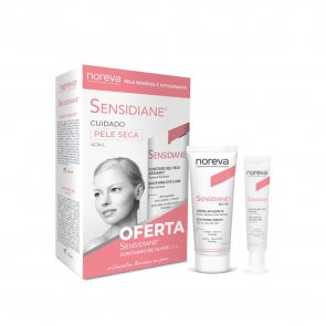 PROMOTIONAL PACK: Noreva Sensidiane Riche Soothing Cream 40ml + Eye Contour Care 15ml
