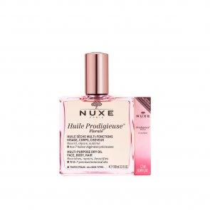 PROMOTIONAL PACK: NUXE Huile Prodigieuse Florale Dry Oil 100ml + Floral Le Parfum 1.2ml