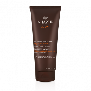 NUXE Men Multi-Use Shower Gel Hair&Body 200ml