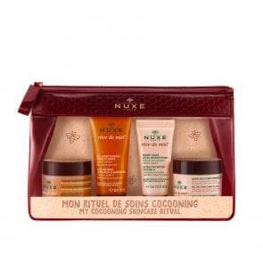 GIFT SET: NUXE My Cocooning Skincare Ritual Kit