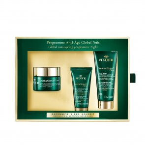 GIFT SET: NUXE Nuxuriance Ultra Night Cream 50ml + Body 30ml + Hand 75ml