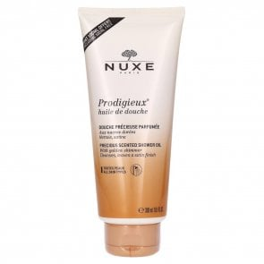 LIMITED EDITION: Nuxe Prodigieux Shower Oil With Golden Shimmer 300ml