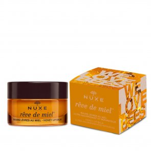 EDIÇÃO LIMITADA: NUXE Rêve de Miel We Love Bees Honey Lip Balm 15g