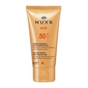 NUXE Sun Melting Cream Face High Protection SPF50 50ml