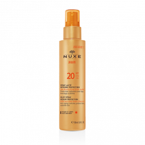 NUXE Sun Milky Spray Medium Protection for Face and Body SPF20 150ml