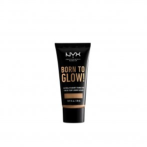 NYX Pro Makeup Born To Glow Radiant Foundation Caramel 30ml