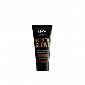 NYX Pro Makeup Born To Glow Radiant Foundation Deep Rich 30ml