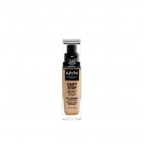 NYX Pro Makeup Can't Stop Won't Stop Foundation Buff 30ml