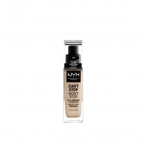 NYX Pro Makeup Can't Stop Won't Stop Foundation Fair 30ml