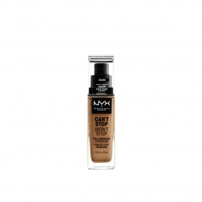 NYX Pro Makeup Can't Stop Won't Stop Foundation Golden 30ml