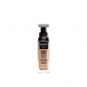 NYX Pro Makeup Can't Stop Won't Stop Foundation Light 30ml