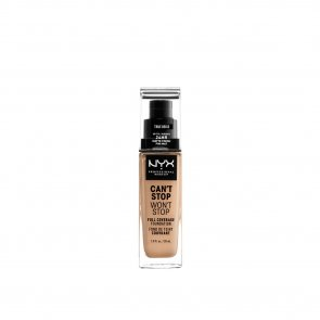 NYX Pro Makeup Can't Stop Won't Stop Foundation True Beige 30ml
