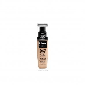 NYX Pro Makeup Can't Stop Won't Stop Foundation Vanilla 30ml