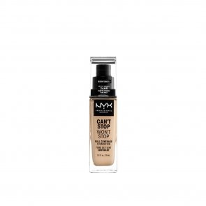 NYX Pro Makeup Can't Stop Won't Stop Foundation Warm Vanilla 30ml