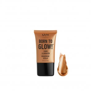 NYX Pro Makeup Born To Glow Liquid Illuminator Pure Gold 18ml