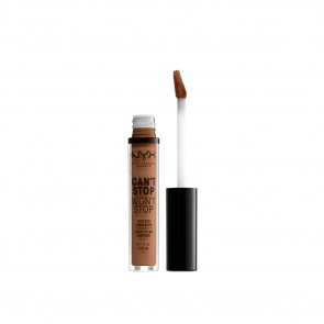 NYX Pro Makeup Can't Stop Won't Stop Concealer Warm Caramel 3.5ml