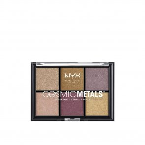 NYX Pro Makeup Cosmic Metals Shadow Palette