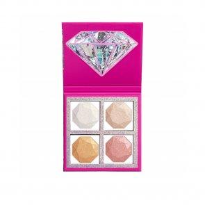 NYX Pro Makeup Diamonds & Ice Please! Highlighting Palette 4x20g